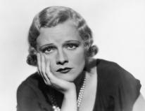 woman-vintage-1940s-looking-very-borded